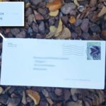 Letter-post