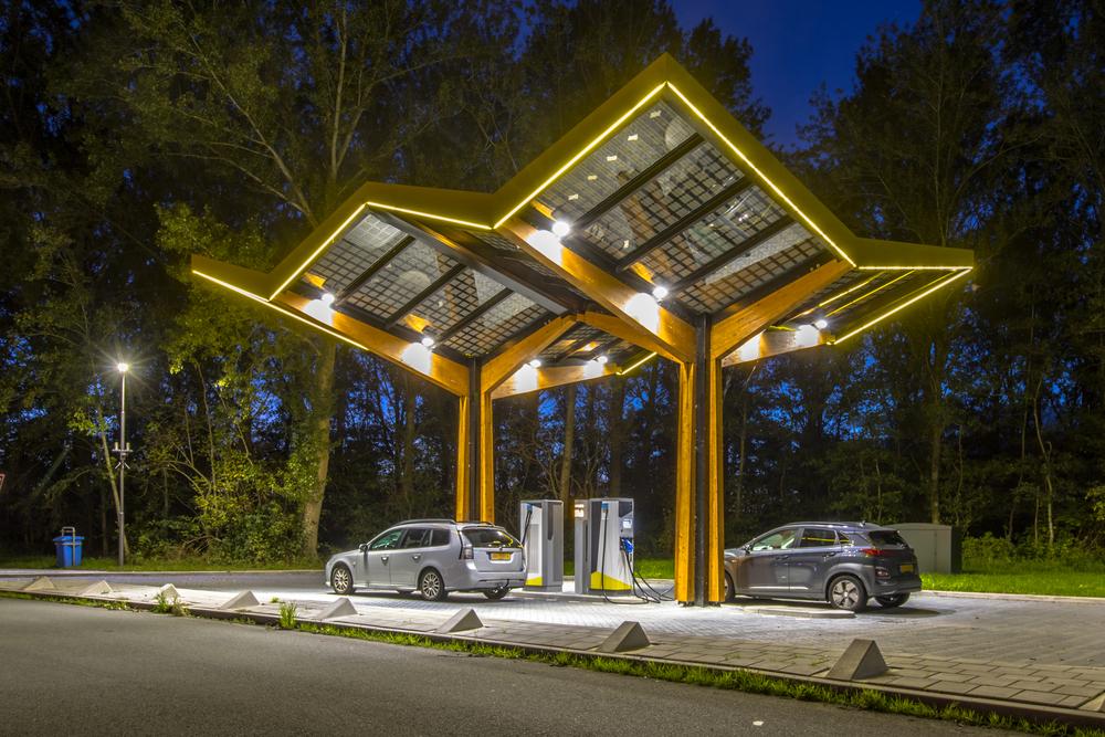 Photo-of-car-charging-station-Netherlands