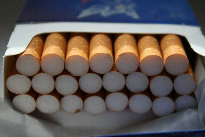 photo-of-cigarette-pack