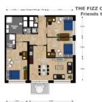 cobana fizz rotterdam apartment