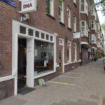 coffeeshop DNA best weed Amsterdam