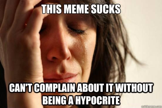 complain meme