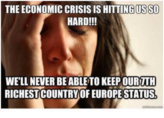 crisis meme