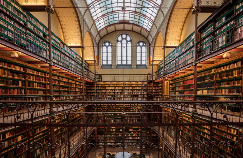 photo-of-cuypers-library-rijksmuseum-netherlands