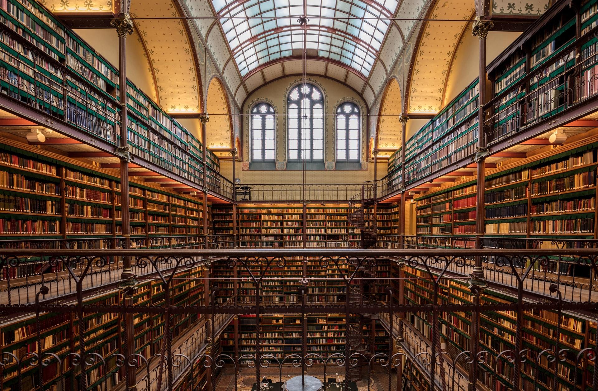photo-of-inside-of-openbare-bibliotheek-amsterdam