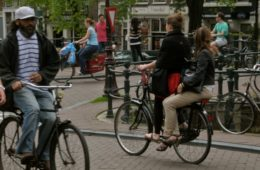 sharing economy - biking
