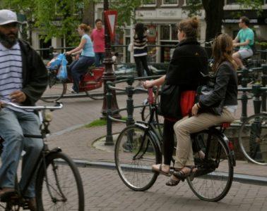 sharing economy - biking