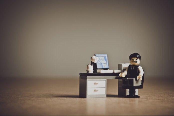 company-business-desk-work