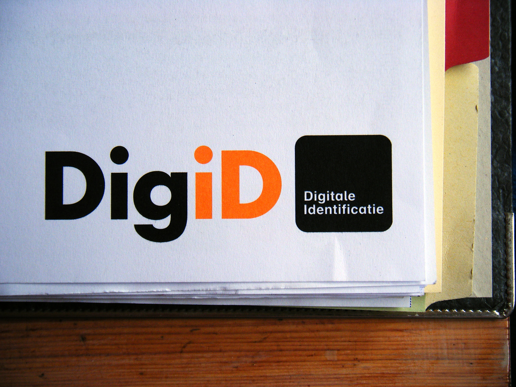 getting a digid in the netherlands