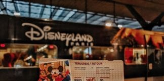 train to disneyland paris from the netherlands