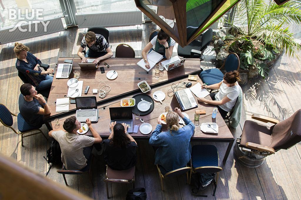 photo-of-entrepreneurs-rethinking-waste-in-blue-city-rotterdam