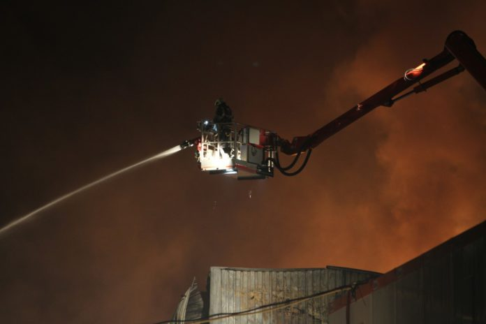 Fire brandweer fire fighters