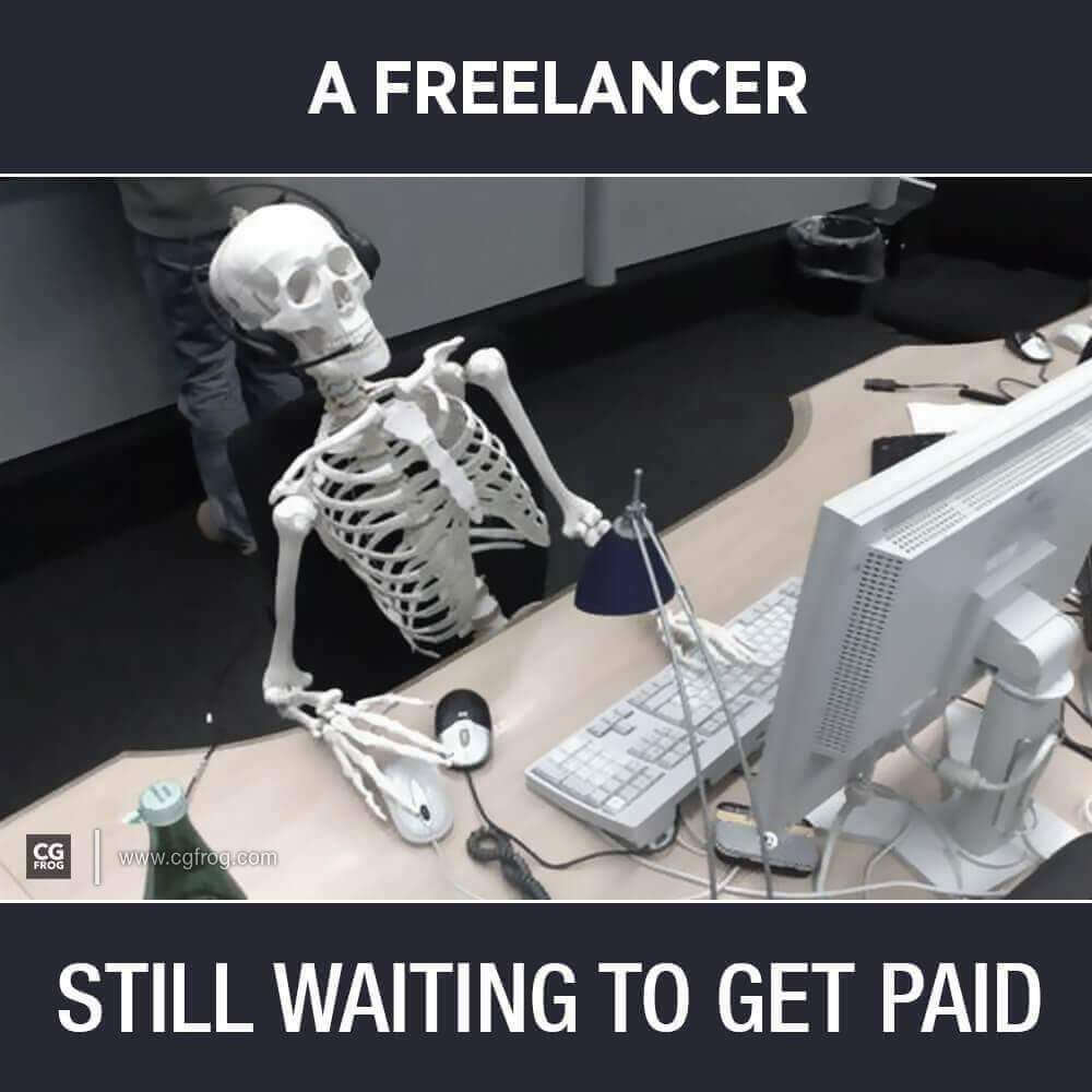 freelancer in The Netherlands