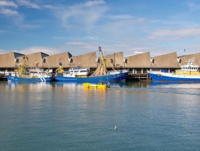 Scheveningen Harbor