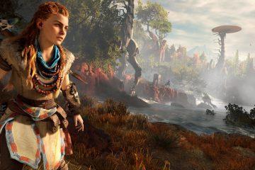 Dutch Video games - Horizon Zero Dawn