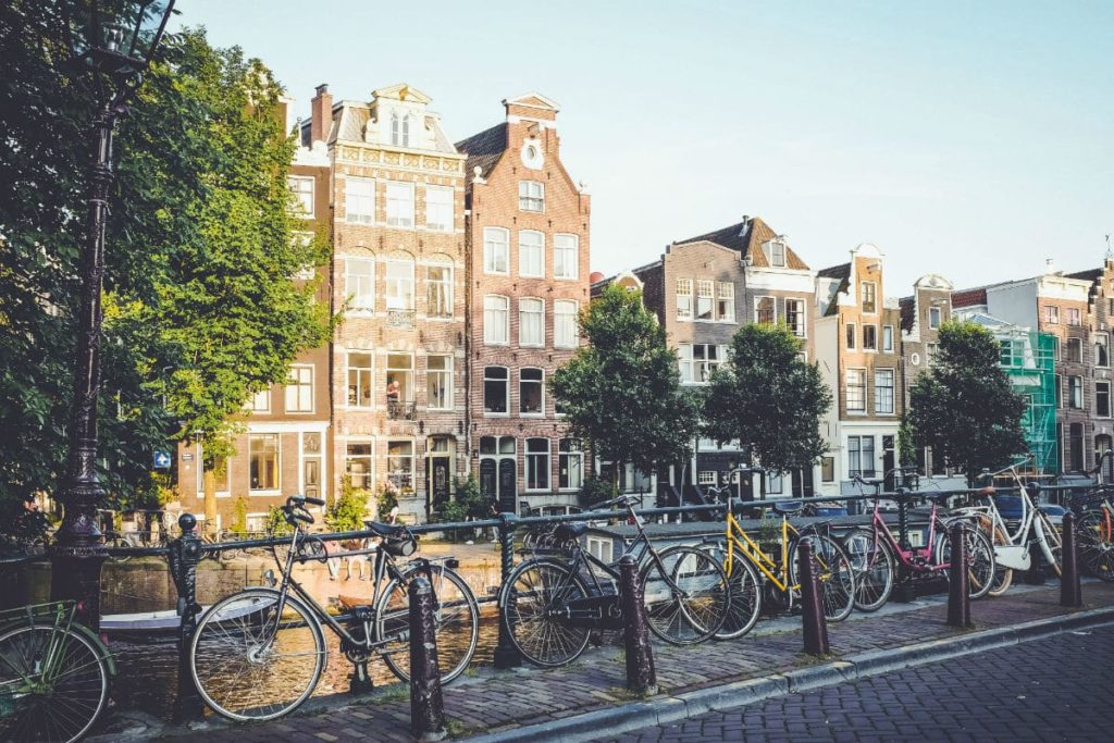 Housing market in the Netherlands