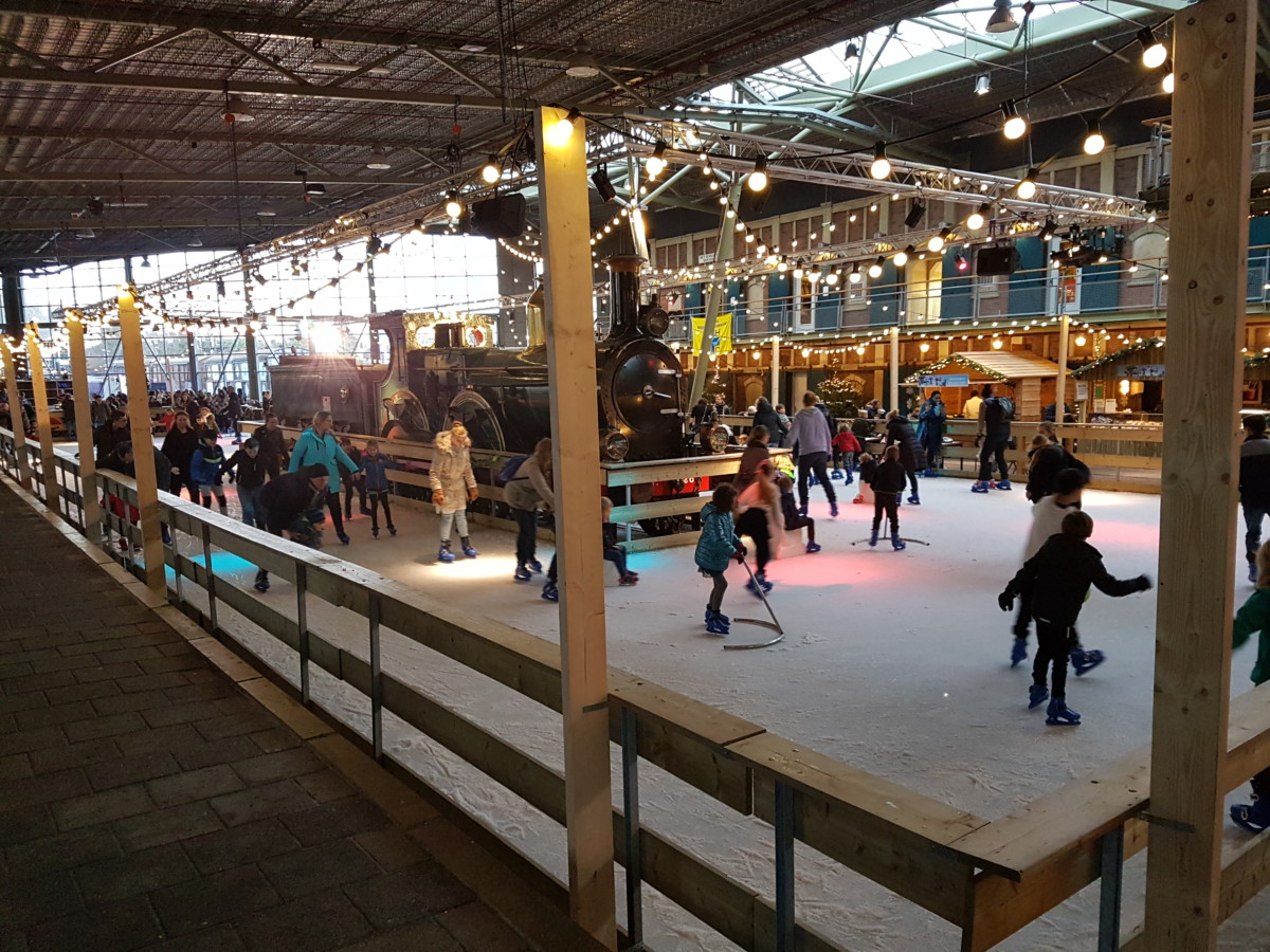 ice rinks in the Netherlands