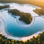 Henschotermeer-lake