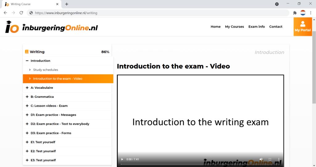 course-overview-inburgeringonline.nl-desktop-view