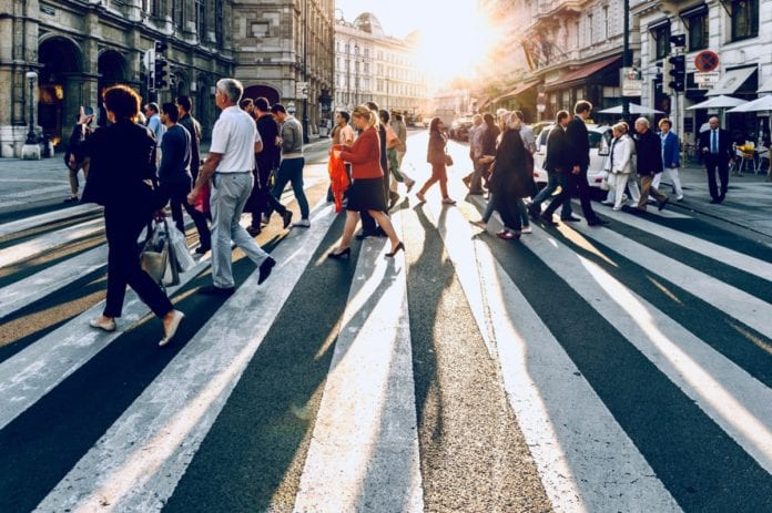 Sidewalk-crossing-netherlands