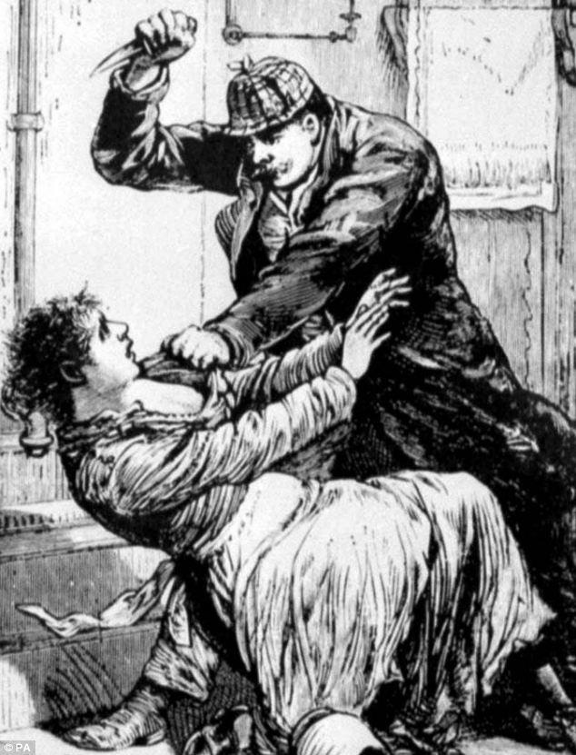 Hendrik de Jong - Jack the Ripper