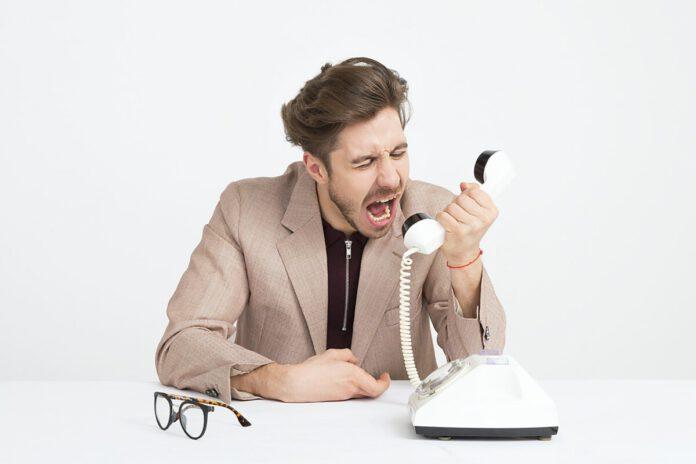 communication-phone-man
