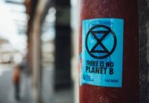 photo-of-extinction-rebellion-sticker