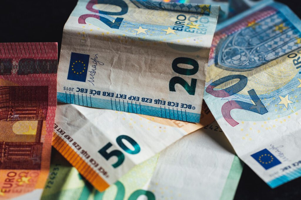 photo-of-euros-the-currency-used-in-amsterdam-netherlands