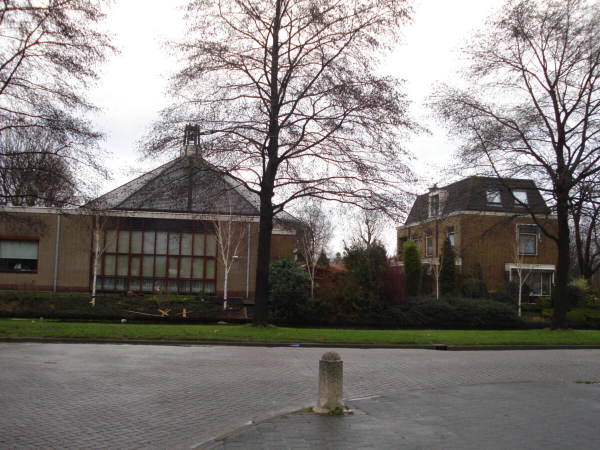 Mieras-Church-in-Krimpen aan den IJssel