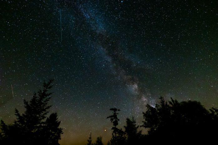 shooting star netherlands