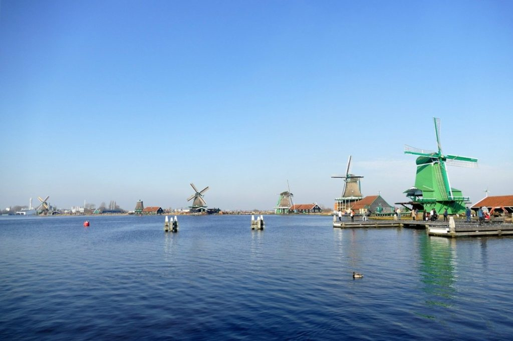 tourism in zaanse schans