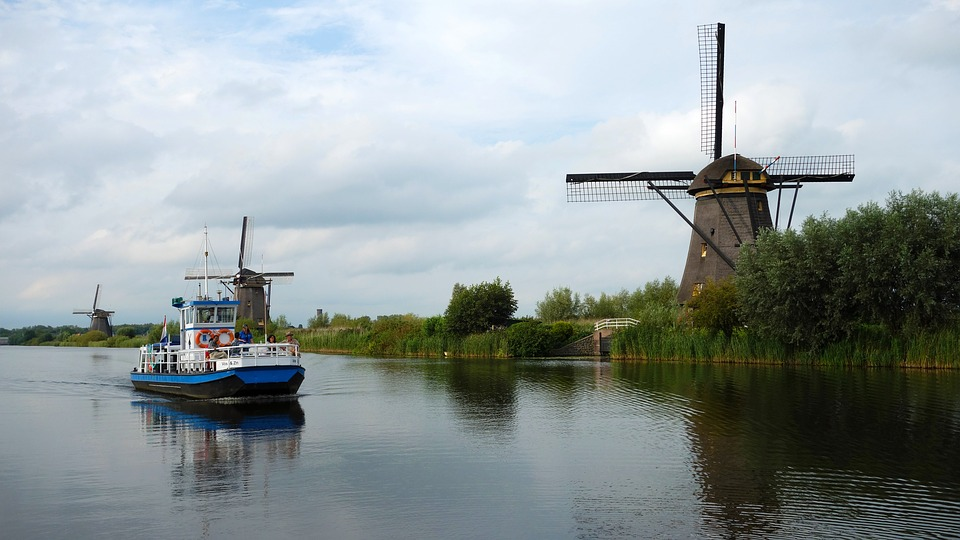 Best windmill site in Holland