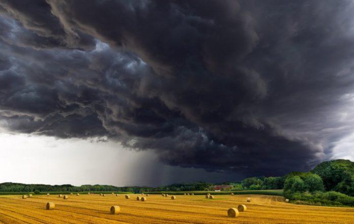 storm Ellen netherlands