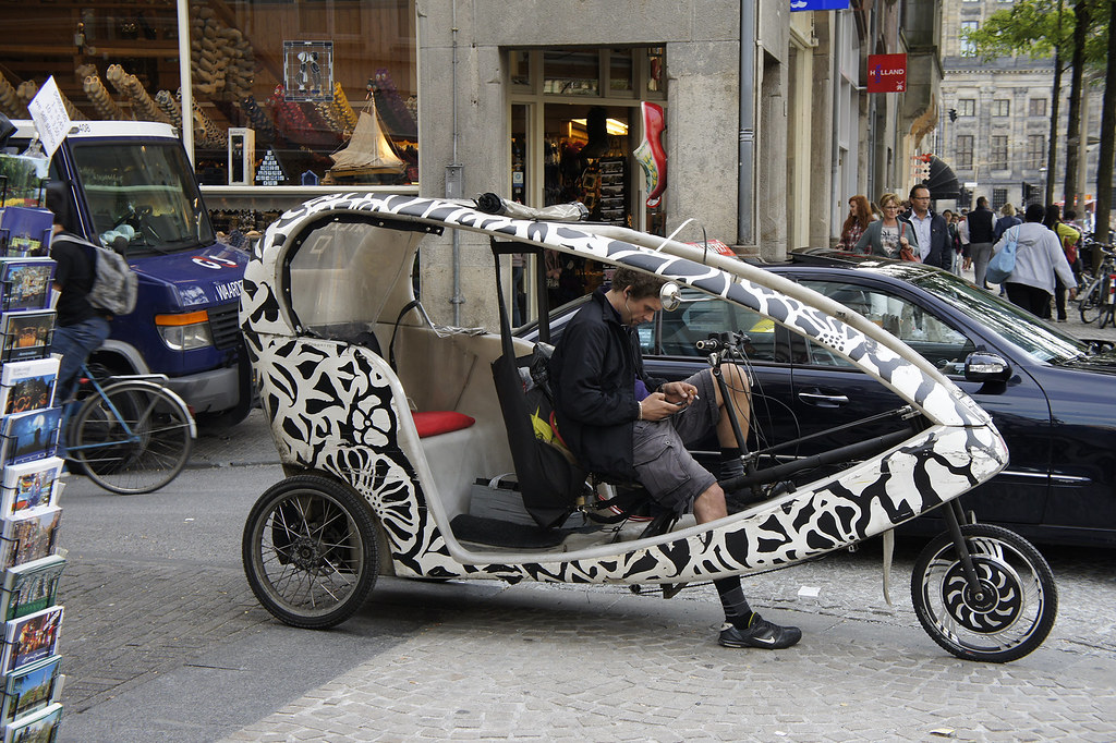 taxi netherlands