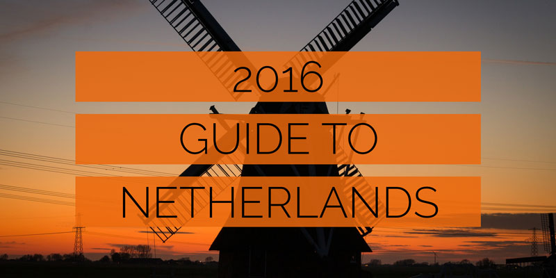 Windmill shoiwing to Netherlands Events in 2016