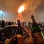 new years eve in the netherlands firestorm firetornado