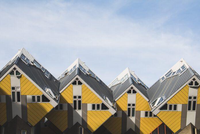 Photo-of-cube-houses-Rotterdam