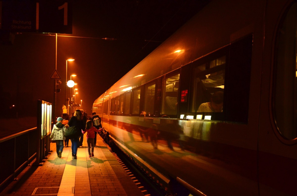 Night train between Amsterdam and Zurich will resume from 2021