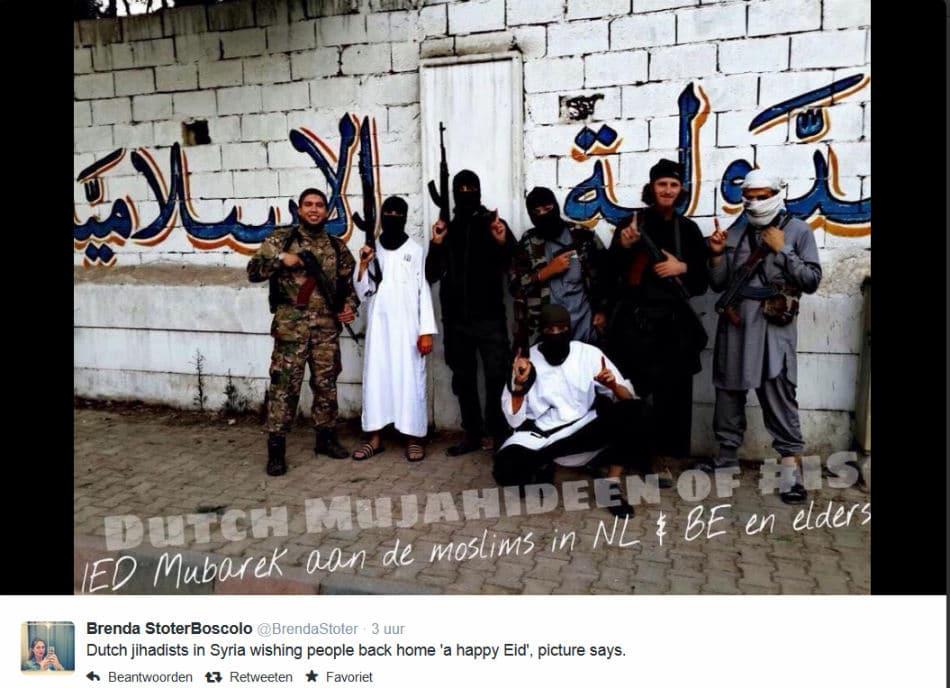 Dutch in Syria
