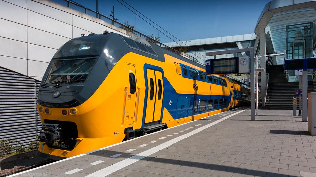 self driving trains