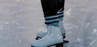 photo-of-ice-skates-on-lake-in-the-netherlands