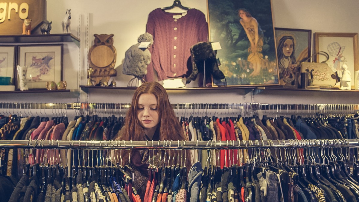 Things you didn't know about the Hague: vintage stores!
