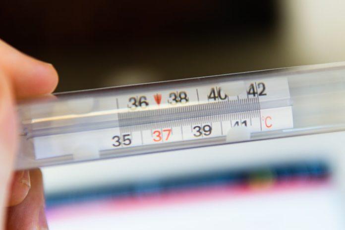 thermometer Coronavirus