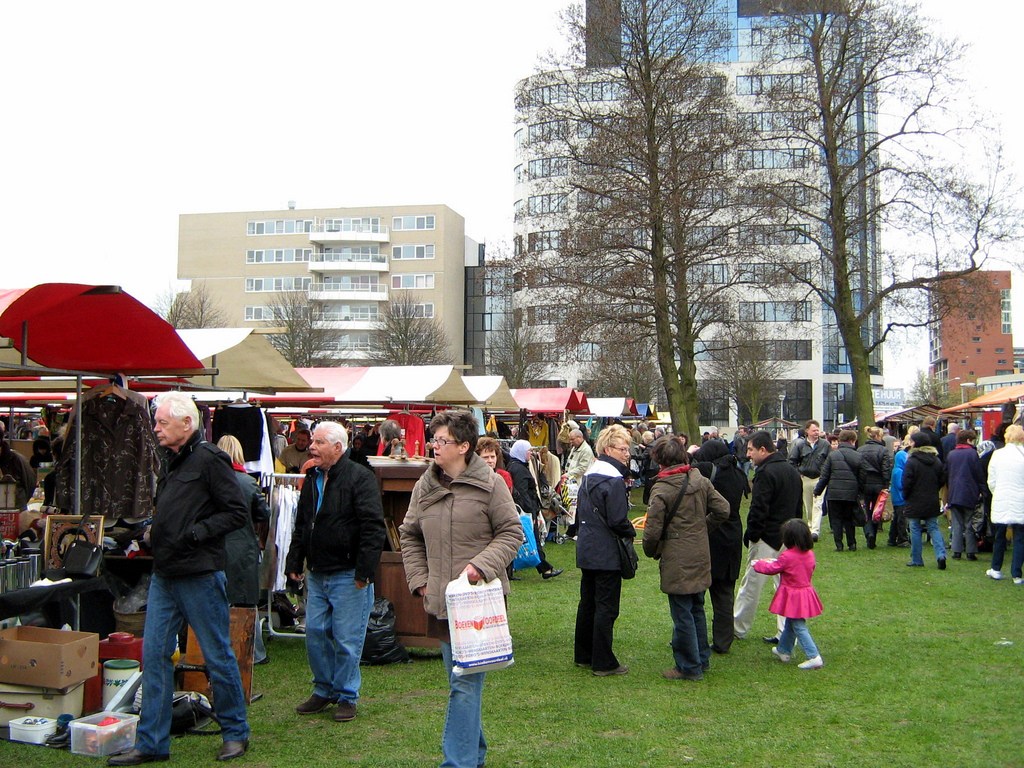 market in the netherlands