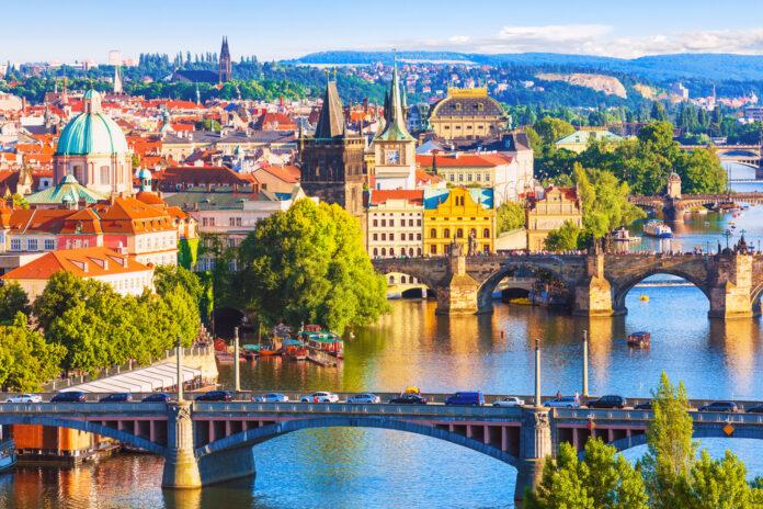 photo-of-bridges-in-prague-czechia