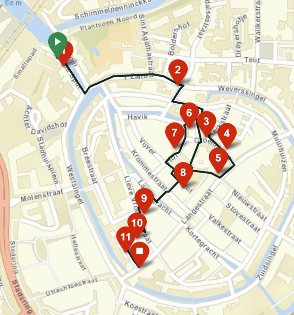 Walking through Amersfoort 4 epic routes DutchReview