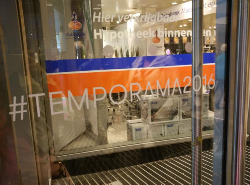 Rabobank also seized the opportunity to set up a branch in the V&D with walk-in service desk to talk to you about mortgages. Who knows, maybe it is the bank that owns the building.