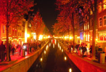 prostitution in the Netherlands