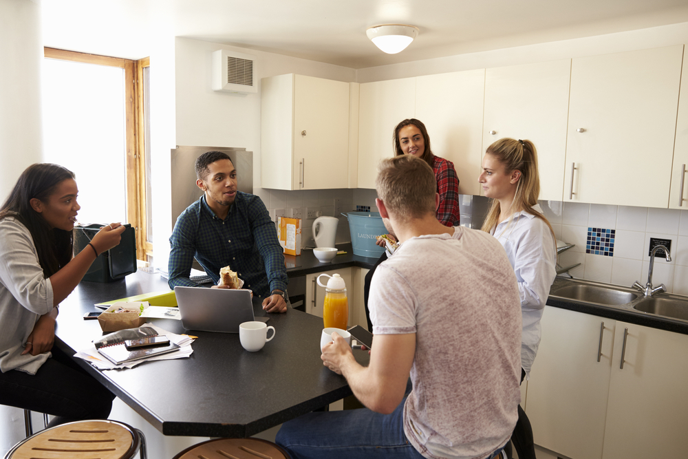people-hanging-out-in-shared-kitchen-in-a-dutch-rental-flat