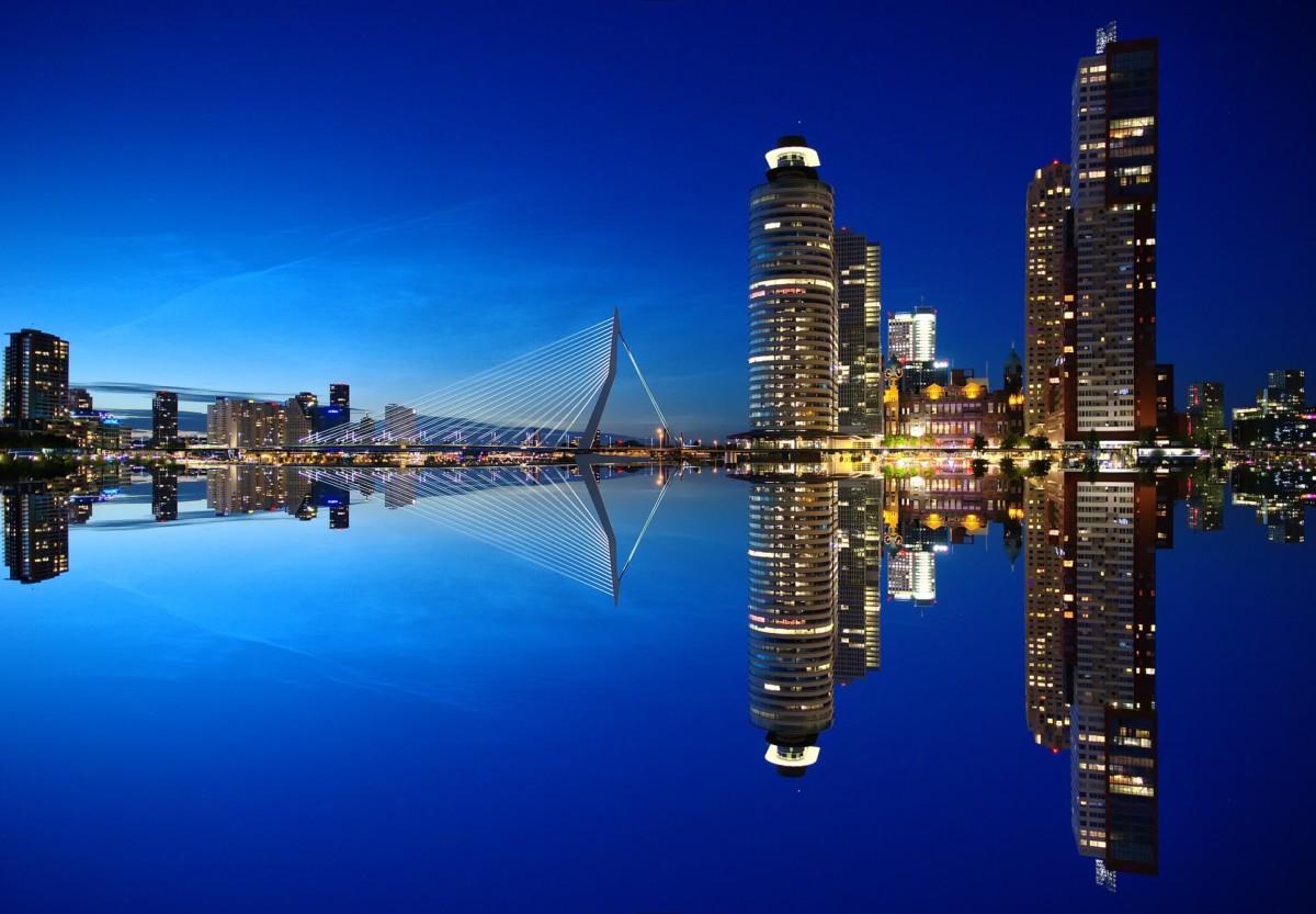 moving to Rotterdam